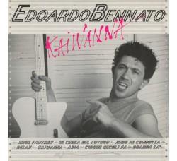 Edoardo Bennato – Kaiwanna - LP/Vinile - Prima Stampa