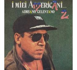 Adriano Celentano – I Miei Americani (Tre Puntini) 2 - LP/Vinile