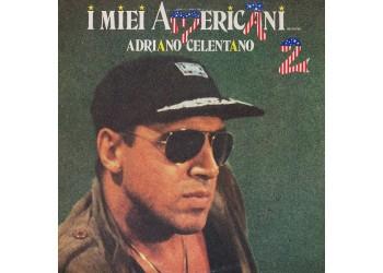 Adriano Celentano – I Miei Americani (Tre Puntini) 2 - LP/Vinile - Sigillato
