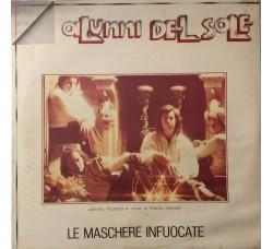 Gli Alunni Del Sole – Le Maschere Infuocate - LP/Vinile