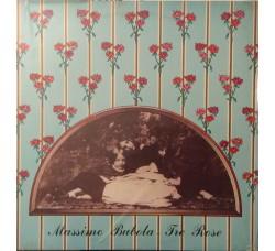Massimo Bubola – Tre Rose - LP/Vinile - Prima Stampa