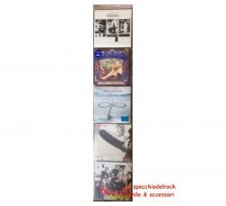 """.Espositore da parete in PPL per 5 LP - DLP 12"""" - Qtà 1"""