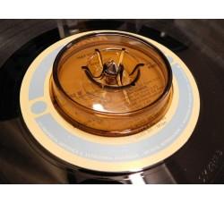 ANALOGIS - Clamps Morsetto - Stabilizzatore per Giradischi - Peso gr 15