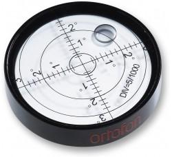 ORTOFON- Livella in alluminio di precisione per giradischi