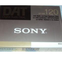 SONY - DAT -120RN - DIGITAL AUDIO TAPE 120