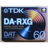 TDK - DA-RXG DIGITAL AUDIO TAPE 60 -