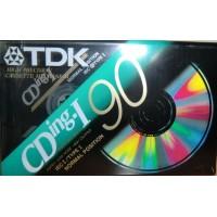 TDK -  CDing1 Musicassetta Position normal - min 90