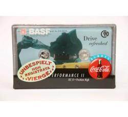 BASF - Collezione COCA COLA - Nastro Position normal - Min 90  - 1995