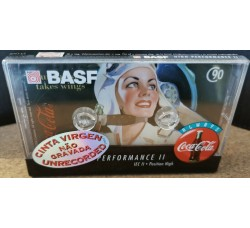 BASF Collezione COCA COLA - Nastro Position normal - Min 90  - 1995