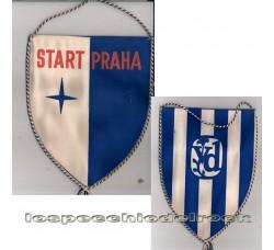 Start Praha - gagliardetto