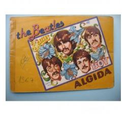 BEATLES evento ALGIDA - pieghevole manifestazione e spettacoli, 1979