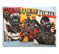 Batman TP 1/3 Orca, Senza Paura, Colpo al Cuore - Play Press 02/03