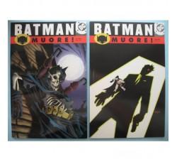 Batman Muore - Tp 4 e 6: part 1/2 - Play Press 2001