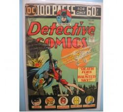 DETECTIVE COMICS n. 442 - 100 pages - DC USA 1974