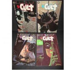 BATMAN THE CULT # 1/4 completa - 4 volumi in lingua originale DC 1988