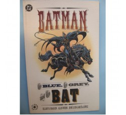 Batman The BLUE the GREY and the BAT - Elseworlds DC USA 1992 - in lingua originale.