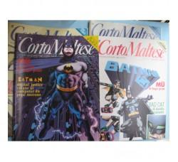 Batman DIGITAL JUSTICE completa, su rivista Corto Maltese n.1-2-3-4 1991