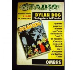"""DYLAN DOG """"OMBRE"""" allegati Corriere dello Sport - completo"""