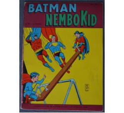 BATMAN NEMBO KID Superalbo Mondadori n. 76 1966