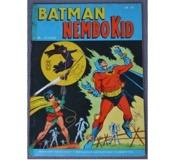 BATMAN NEMBO KID Superalbo Mondadori n. 66 1965