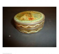 scatola latta SANAGOLA LIQUIRIZIA Bernardo Fichera Catania - Original vintage