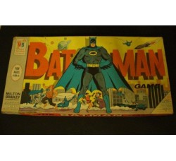 BATMAN game - Gioco da tavolo - made in USA 1966