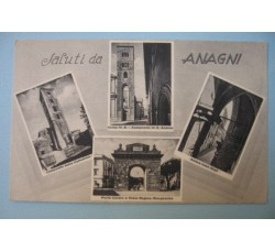 Anagni ROMA FROSINONE - 8 cartoline d'epoca molto belle - vedi dettagli