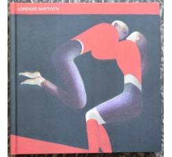 Lorenzo Mattotti, Chambres/Rooms/Stanze - Cartonato illustrato - schizzo e Autografo