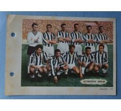 JUVENTUS CALCIO 22 figurine schede ENCICLOPEDIA dello SPORT - 1959