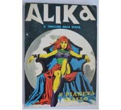 ALIKA n. 1 - 1965 - Il Thrilling dello spazio