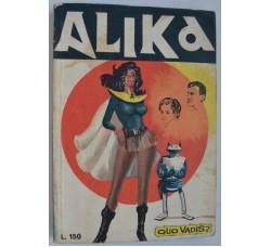 ALIKA n. 13 - 1965 - Il Thrilling dello spazio - Ottimo, vedi foto BEATLES