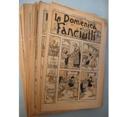 La Domenica dei Fanciulli - annata 1905 - 30 numeri.