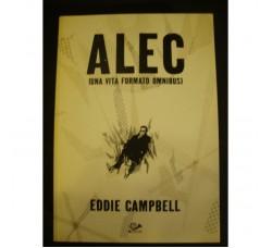 ALEC (una vita formato omnibus) - di Eddie Campbell - disegno con firma autografa