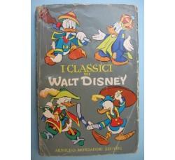 I CLASSICI di Walt Disney n.1 originale 1°ed. 1957