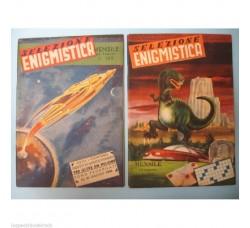 SELEZIONE ENIGMISTICA nuova serie n.4 e 5 ed. Panorama 1950