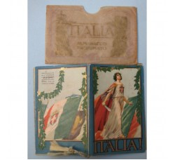 ITALIA! - Calendarietto da barbiere per il 1933