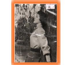 Costumi, Moda & Donne - Anni 50/60 - 4 belle Cartoline Bianco/Nero Attrici - pin-up - vedi foto