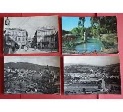 CHIETI, Bomba, Fara - lotto 4 belle cartoline