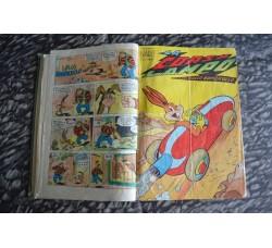 ALBI D'ORO Mondadori 10 Albi RILEGATI 1952/53 Lollo Rompicollo, ...