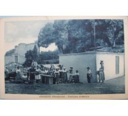 AMASENO (Frosinone) - Fontana Pubblica - cartolina ottima