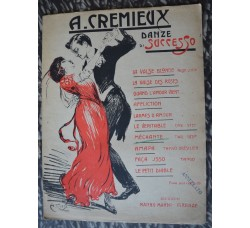 A Cremieux - MECHANTE - two-spep