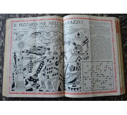 La Domenica Enigmistica 1957 n. 1/23 rilegata Ottima.