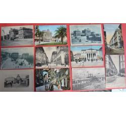 GENOVA città 94 cartoline, dai primi 900 agli anni 50, GRATIS spedizione