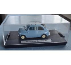 FIAT Nuova 500 ECONOMICA 1957 - modellino IN BOX ORIGINALE