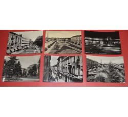 ALESSANDRIA Città Lotto 7 cartoline anni 50 - Ottime