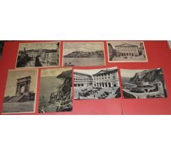 ANCONA Città Lotto 7 cartoline d'epoca - Ottime