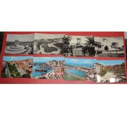 ANCONA Città Lotto 8 cartoline anni 50/60 - Ottime