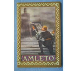 AMLETO - Almanacco profumato 1950