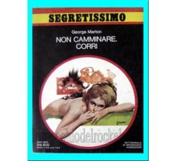 Segretissimo - lotto 12 romanzi - vedi titoli, dettagli e foto - LB11e38+98/3