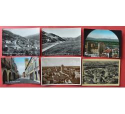 CUNEO provincia - 6 cartoline d'epoca - vedi le foto per dettagli